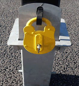 Lockable Bollard
